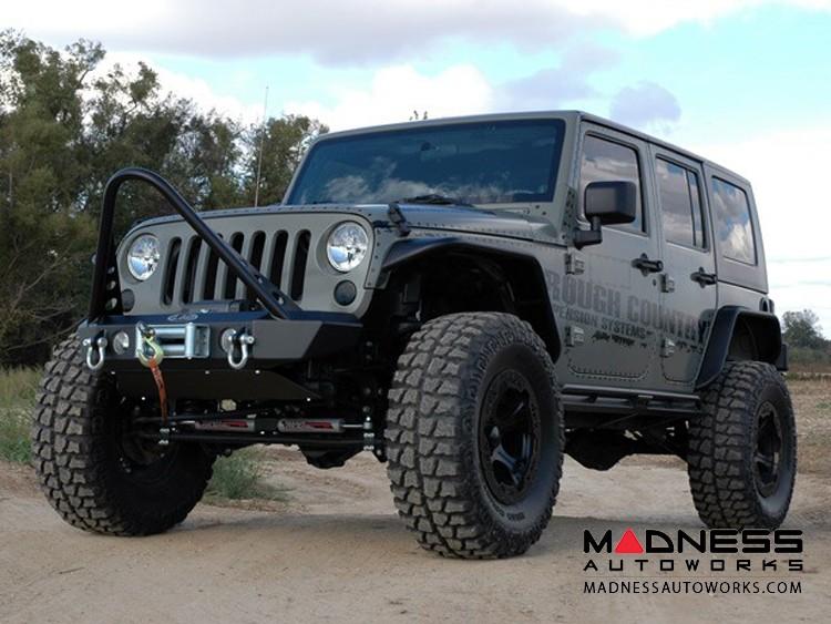 "Jeep Wrangler JK Unlimited X-Series Suspension Lift Kit - 6"" Lift"